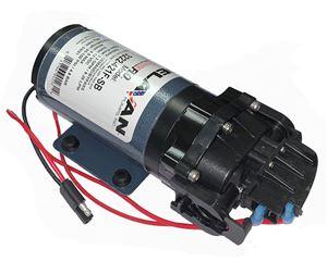 "Picture of Delavan SmartFLO Diaphragm Pump 12 V, 85-100 PSI 2.2 GPM 3/4"" QA Ports"