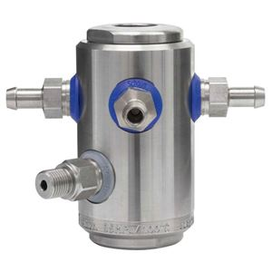 Picture of Suttner ST-160.3A Air Assisted Chemical Injector 3 Pairs of Injector & Nozzles #4.5