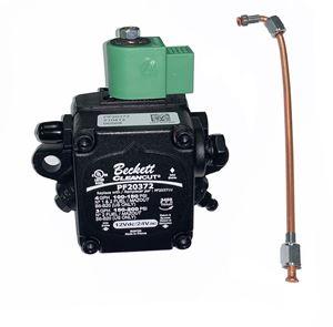 Picture of Beckett 1/S 3-4 GPH 12VDC/24VAC CleanCut® Fuel Pump