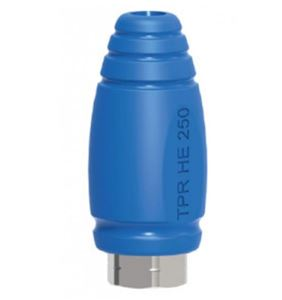 """Picture of #10.0 TPR 250 HE 3600 PSI 1/2"""" NPT F Hydro Excavation Rotating Nozzle"""